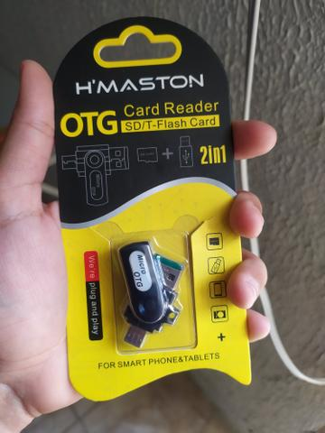 ADAPTADOR  OTG H´MASTON