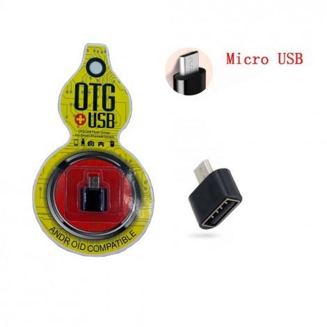 ADAPTADOR OTG V8/USB