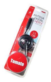 ANTENA DIGITAL TOMATE HDTV MTA - 3003