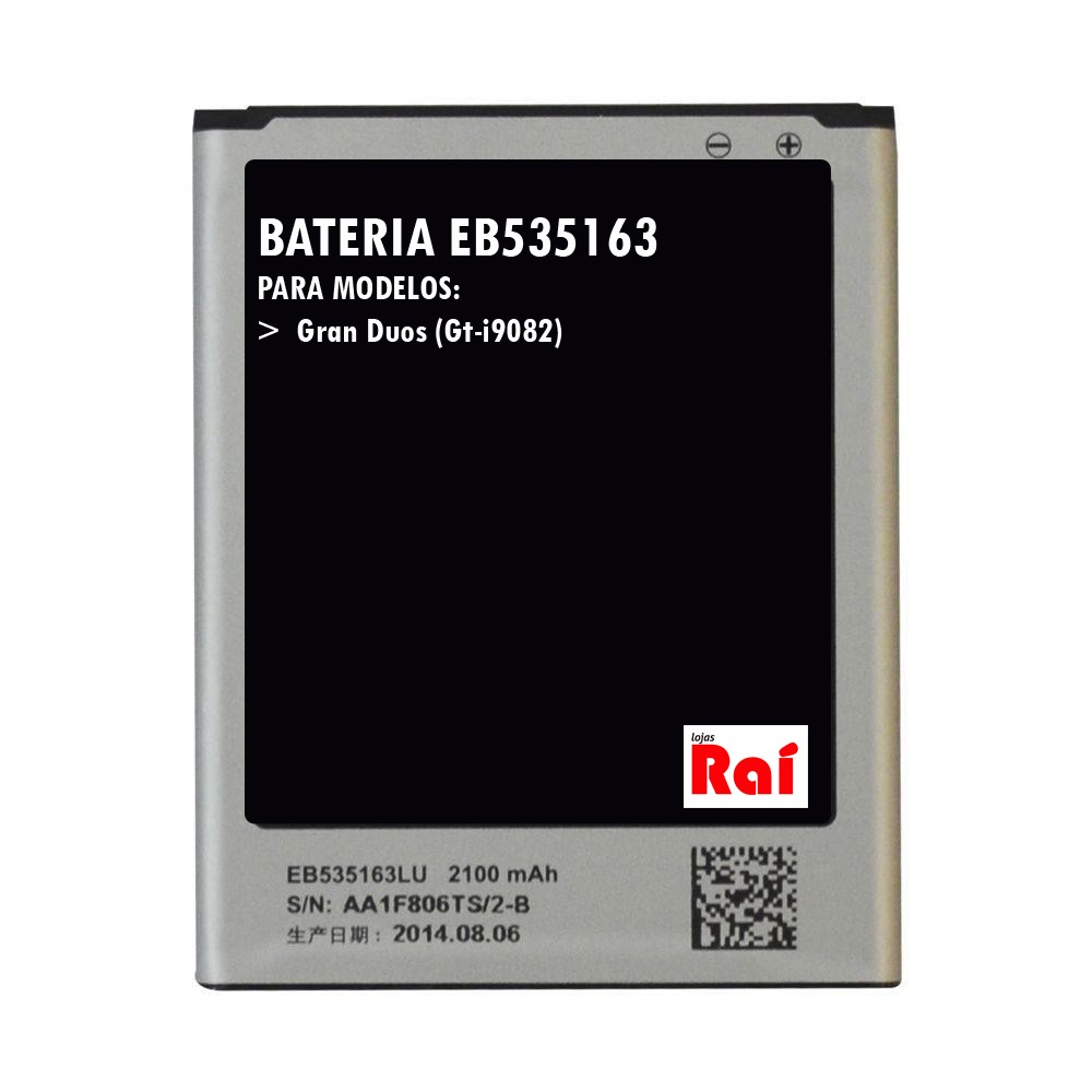 BATERIA CELULAR SAMSUNG EB535163LU