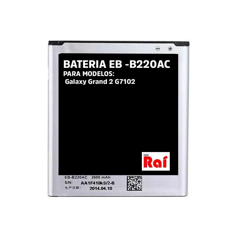 BATERIA CELULAR SAMSUNG EB--B220AC ( GRAN 2 DUOS)