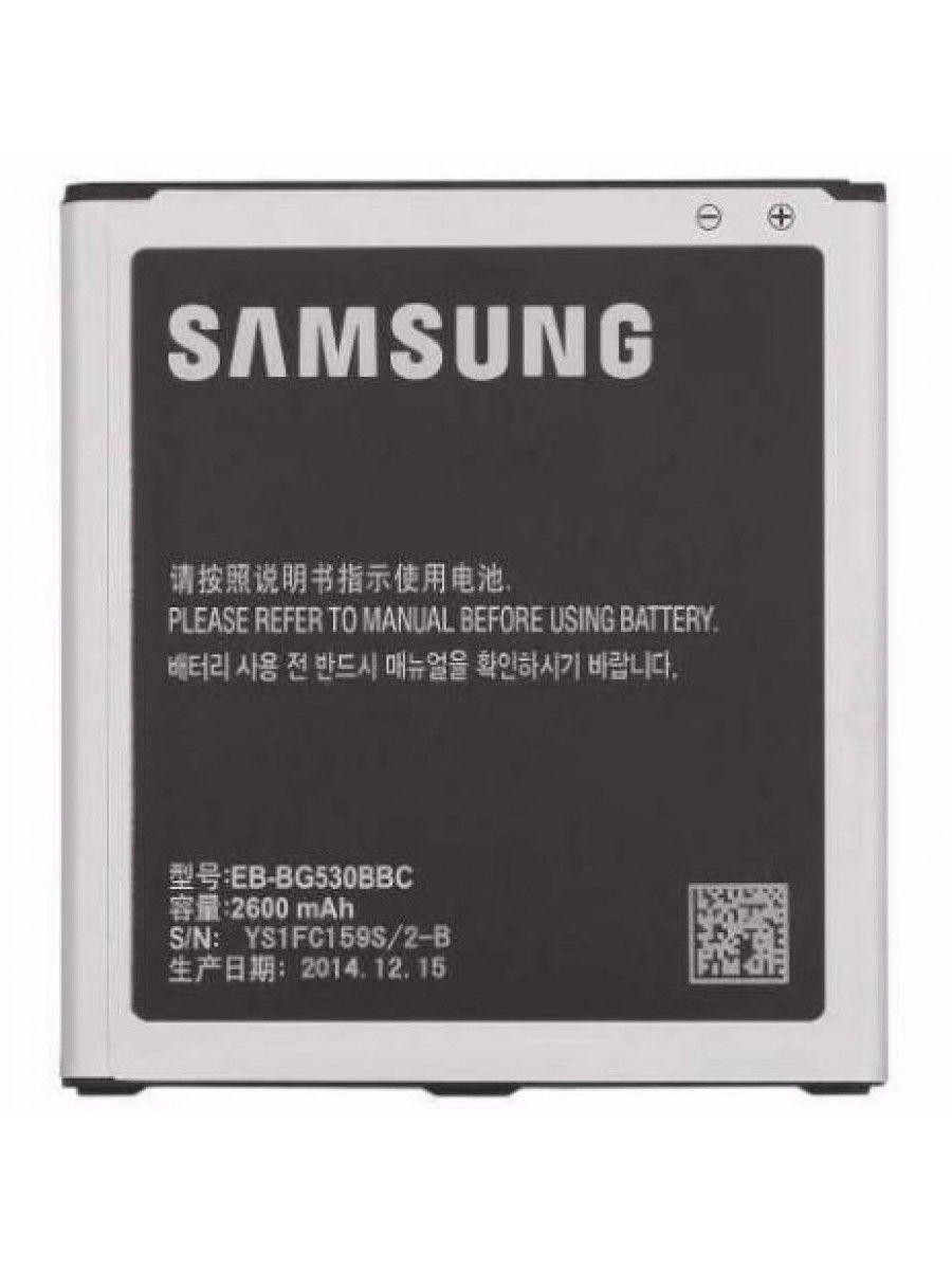 bateria original samsung eb g530