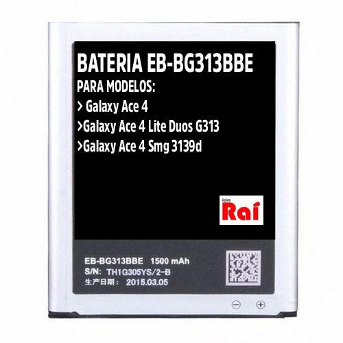BATERIA SAMSUNG EB-BG313BBE (ACE 4 LITE)