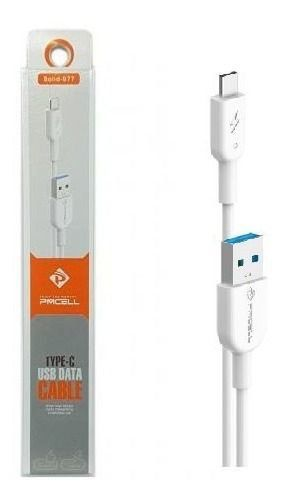 Cabo Para Android USB-C CB-11 PMCELL 2 Metros