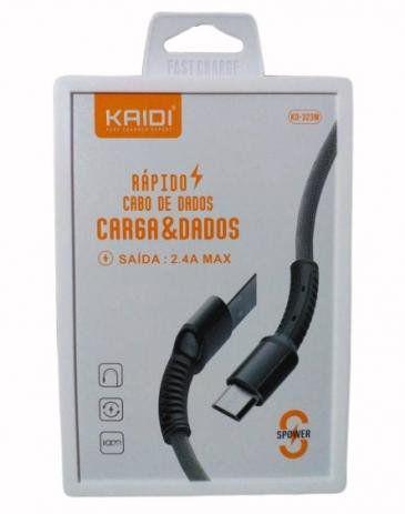 CABO USB/V8 KAIDI KD-323M