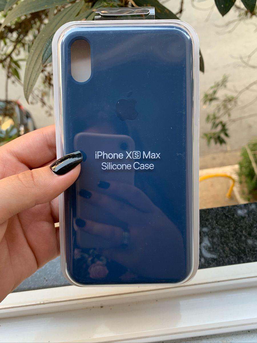 CAPA ESTILO ORIGINAL IPHONE XS MAX