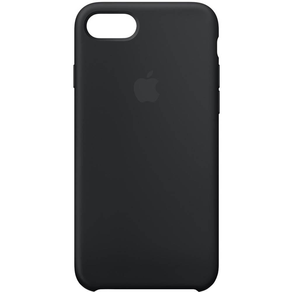 Capa para iPhone 8 / 7 em Silicone Preto