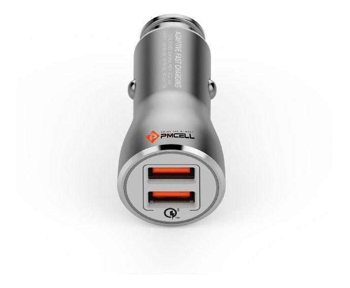 Carregador Veicular PMCELL MAXX-589