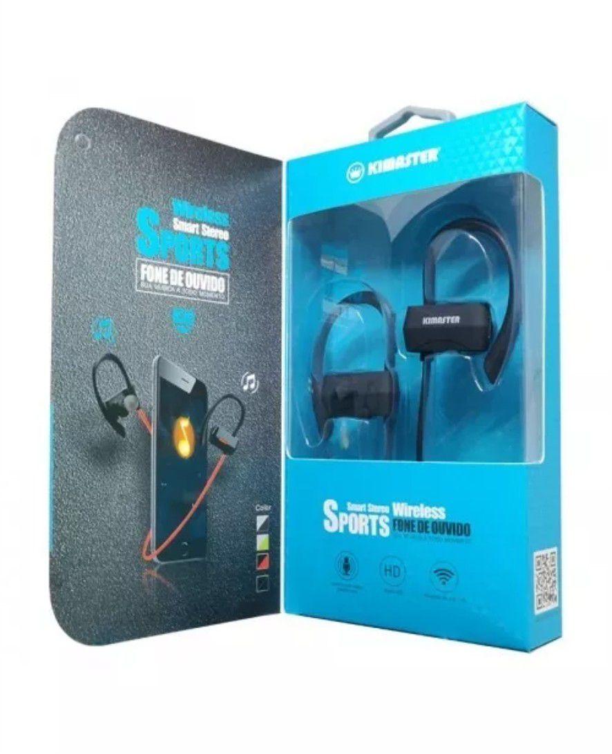 Fone De Ouvido Bluetooth Kimaster K30