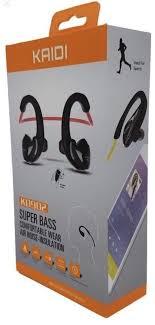 FONE DE OUVIDO BLUETOOTH SUPER BASS KAIDI KD902