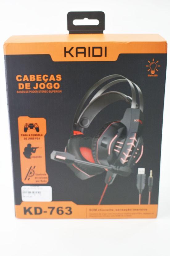 FONE DE OUVIDO KAIDI KD-763