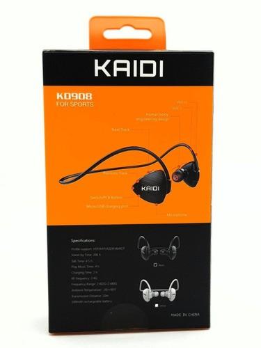 FONE DE OUVIDO KAIDI WIRELESS KD-912