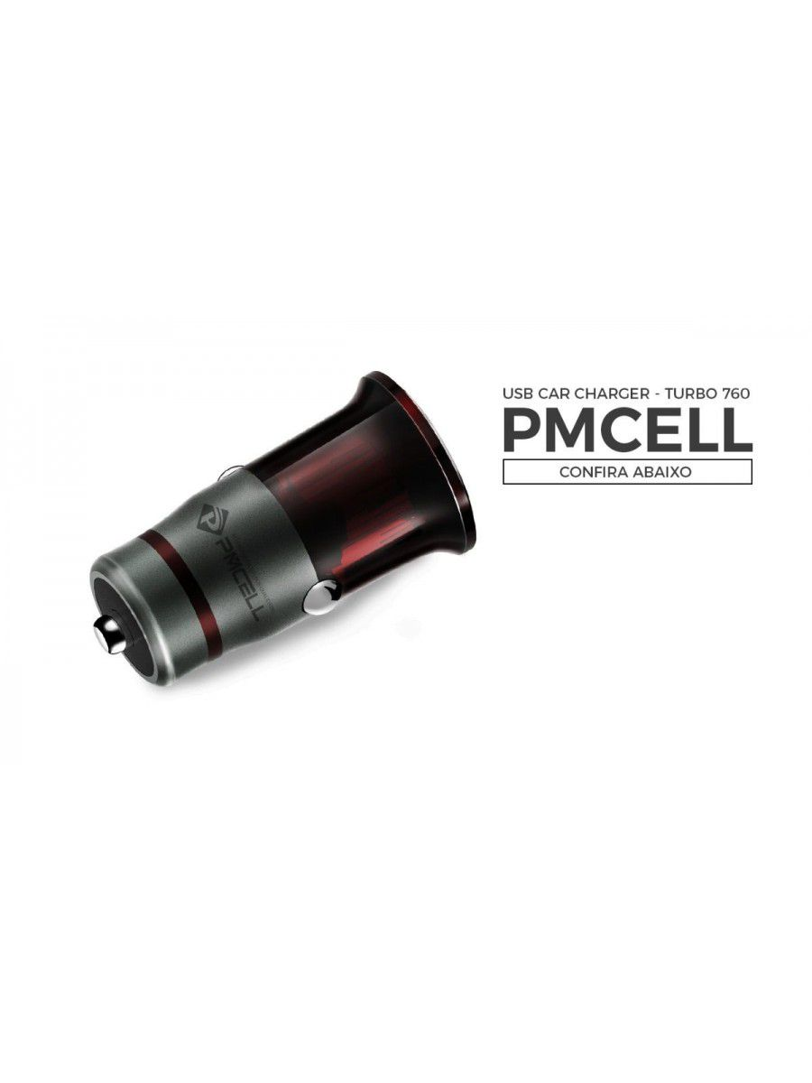 FONTE VEICULAR PMCELL TURBO - 677