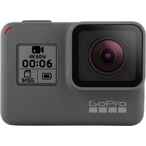 Go Pro Hero6 Black Camera Gopro 6