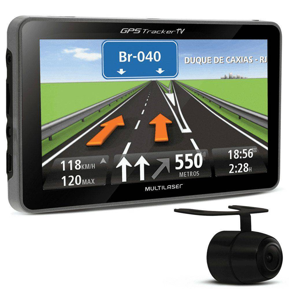GPS multilaser tracker gp035