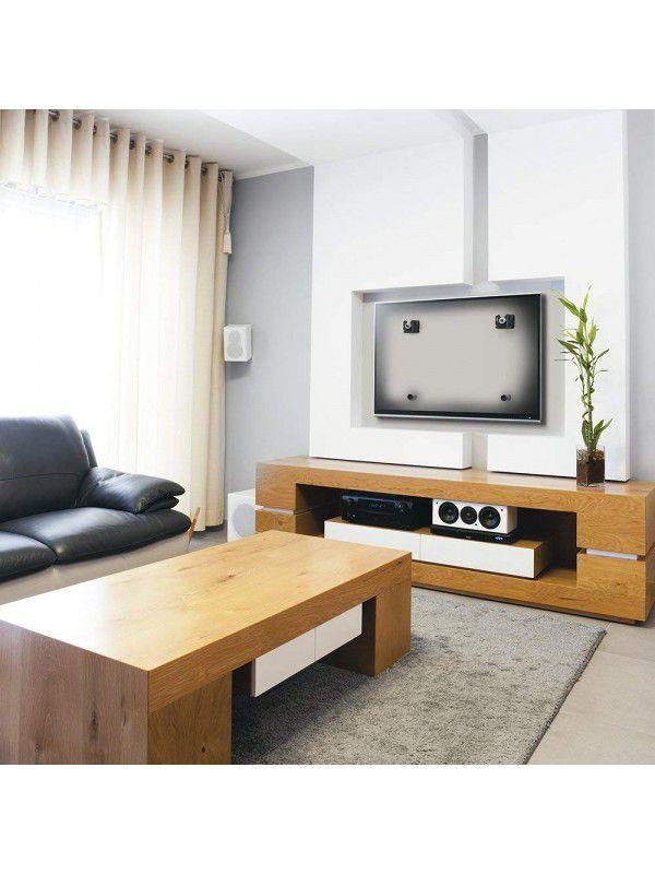 KIT MONTAGEM DE PAREDE FIXO P/ TELAS SU 001 SUPORTE UNIVERSAL P/TV