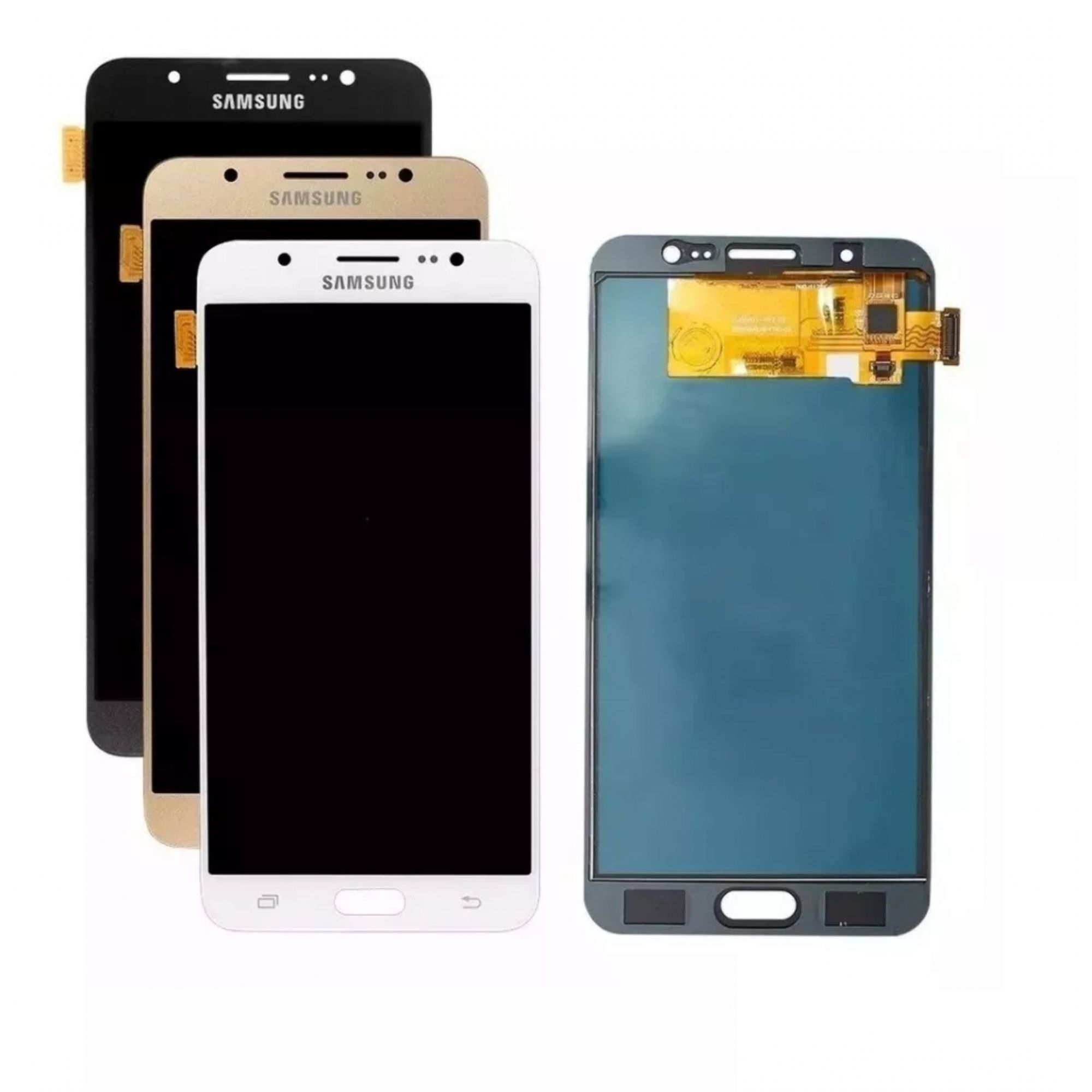 LCD completo Samsung J7 Metal