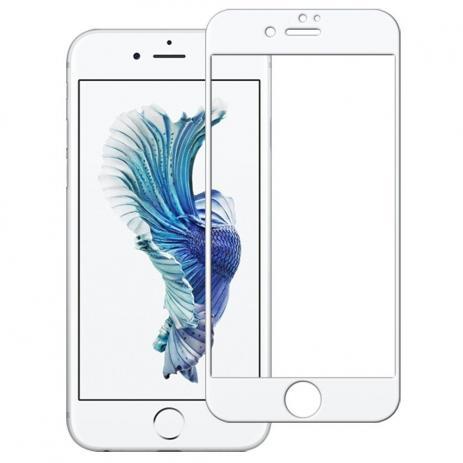 Pelicula 3D Para iPhone 6/6s/7/8 Frontal Branca