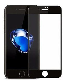 Pelicula 3D Para iPhone 6 Plus/6s Plus/7 Plus/8 Plus Frontal Preto