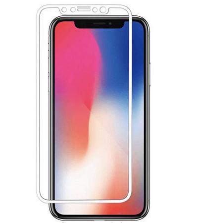 Pelicula 3D Para iPhone XR / 11  6.1 Frontal Branca
