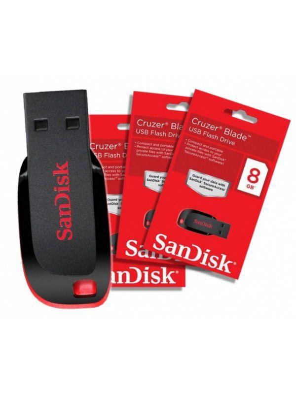 PEN DRIVE 8GB - SANDISK