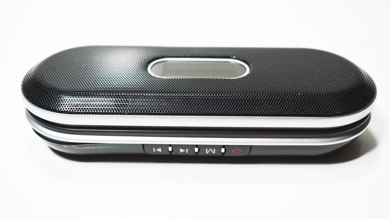 Mini Caixinha De Som Portátil Speaker 4W