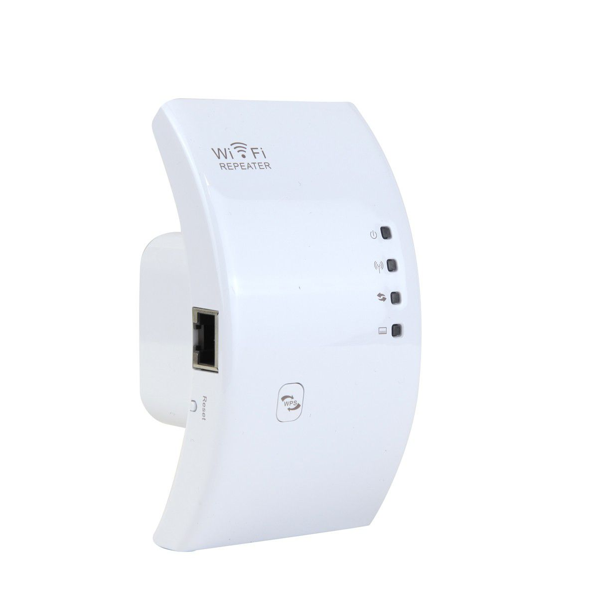 Repetidor de Sinal WiFi 600Mbps Bivolt- Wireless-N WIFI Repeater