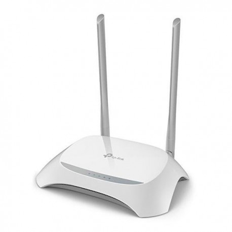 ROTEADOR TP- LINK 5DBI WIRELESS 300MBPS