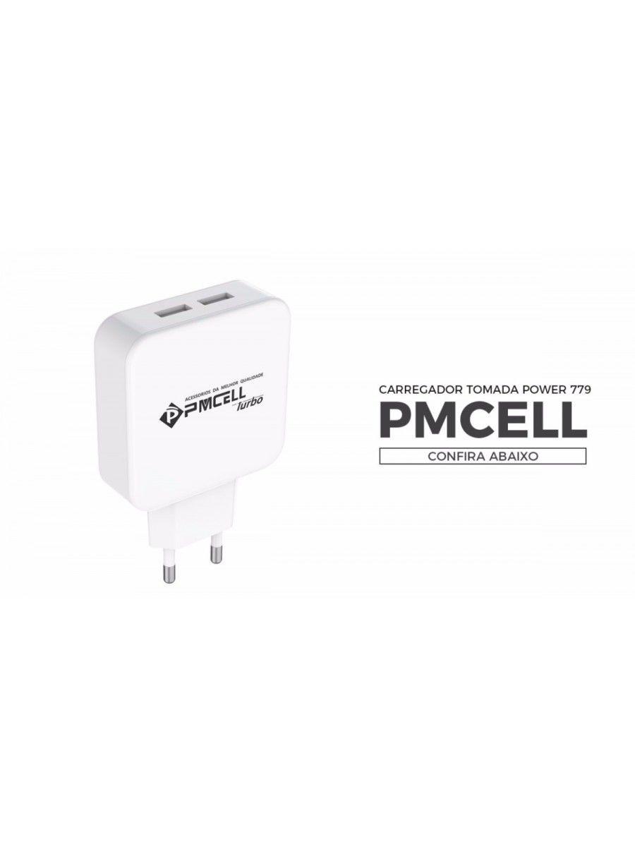 SMART 2 USB - CARREGADOR DE TOMADA - PMCELL