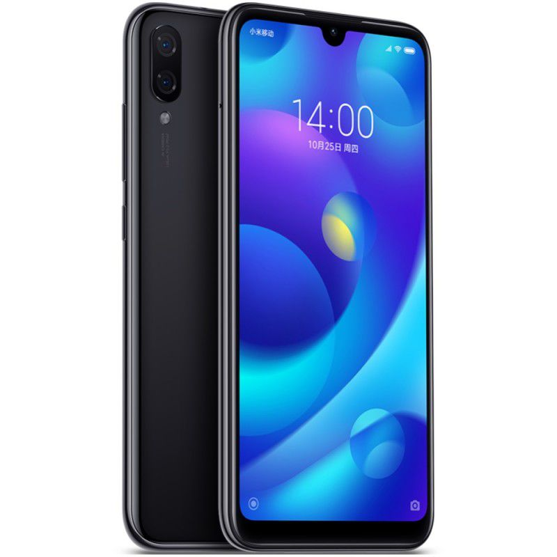 Smartphone Xiaomi Mi Play Dual 64GB 4GB RAM Tela 5.84 12MP Preto