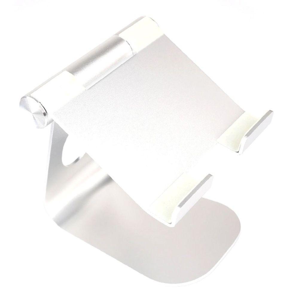 Suporte Universal Para Tablet ou Celular   Ajustável em Aluminio