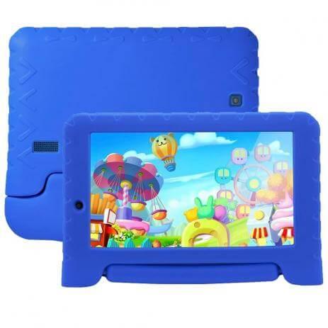 Tablet Infantil Multilaser NB278 Kid Pad Plus Azul
