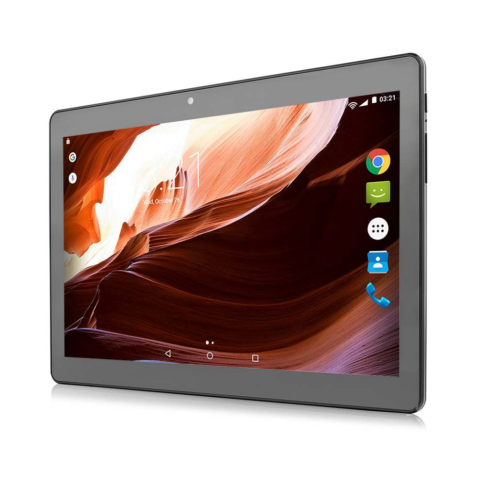 "Tablet Multilaser M10A 3G Quad Core 10"" Preto NB253"
