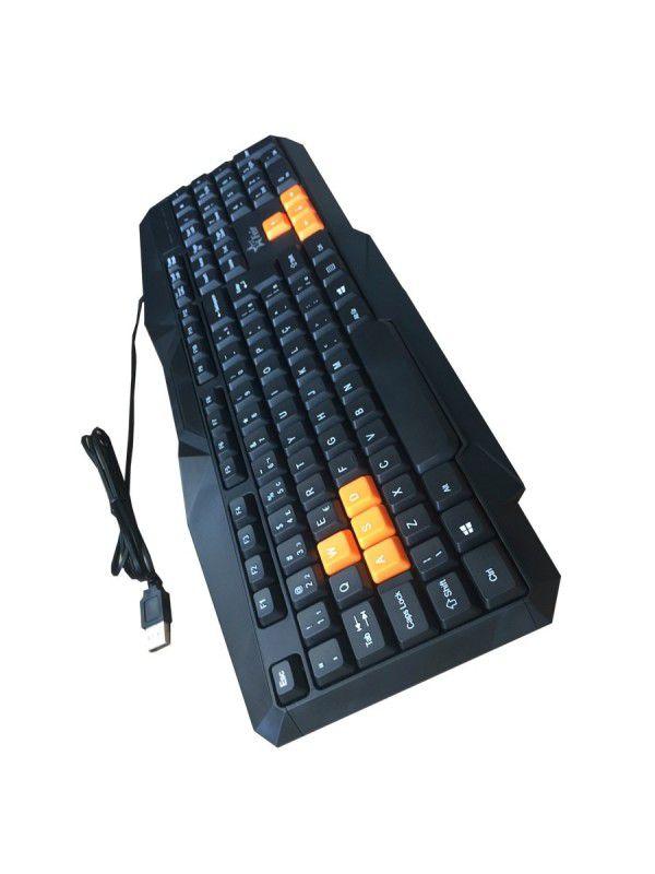 TECLADO GAMER FEIR USB FR-5363