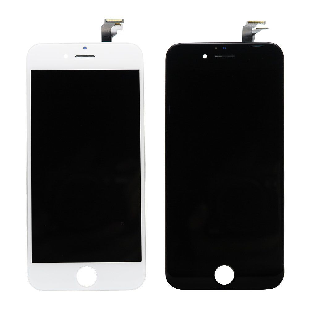 TELA IPHONE 6S LCD TOUCHSCREEN PRETO OU BRANCO