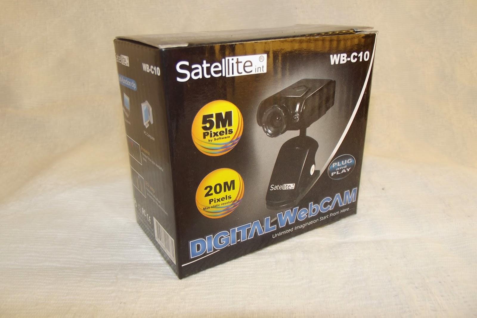 WEBCAM SATE WB - 538