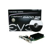 Placa Vídeo Evga Nvidia Geforce 8400gs 1gb Ddr3 64 Bits