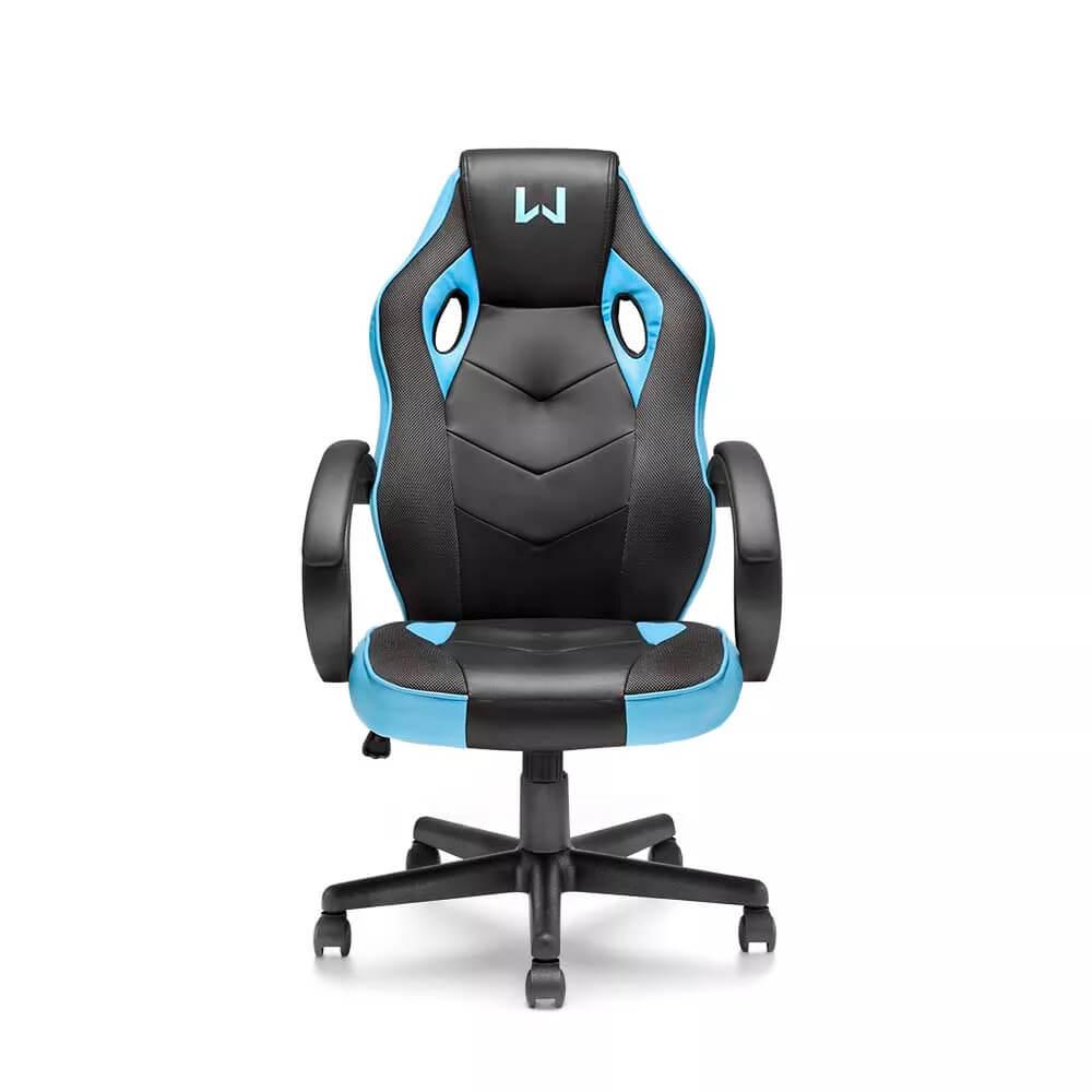 Cadeira Gamer Azul Warrior - GA161