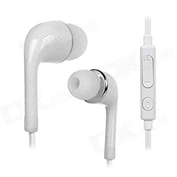 Fone de Ouvido Modelo Para Celular Padrão Universal P2 Branco