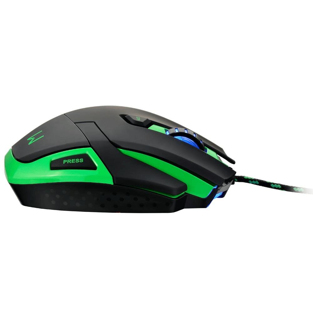 Mouse Multilaser Warrior Gamer 3200DPI - MO245