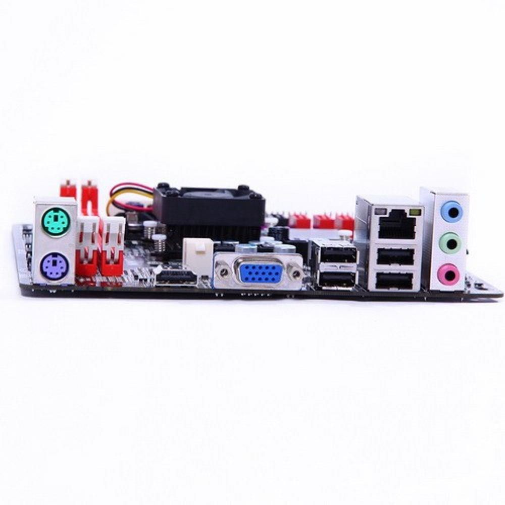 Placa Mãe BIOSTAR NM70I-847 + Processador Celeron 847 Dual-Core