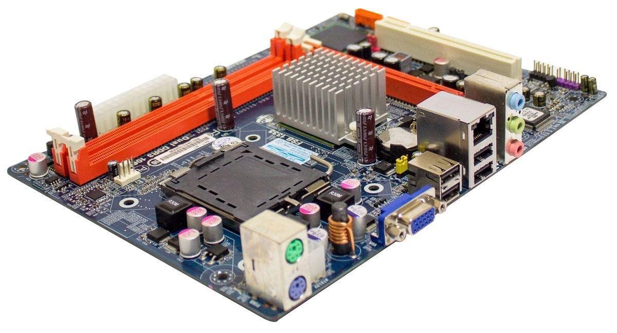 Placa Mãe Intel Lga 775 Ddr3 G41t-m7 MEGA