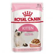 Alimento Úmido Sachê Royal Canin Kitten Gatos Filhotes 85g