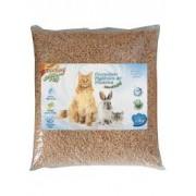 Granulado Higiênico de Madeira Ecolog 15kg Tudo Pet para Cães