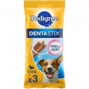 Petisco Dentastix Cães Raças Pequenas 45g