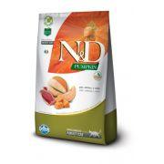 Ração N&D Pumpkin Gatos Adultos Pato 1,5kg