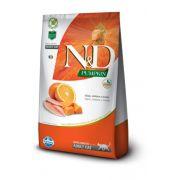 Ração N&D Pumpkin Gatos Adultos Tilápia