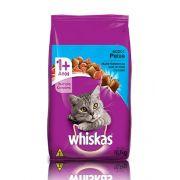 Ração Whiskas Gatos Adultos Peixe 10,1Kg