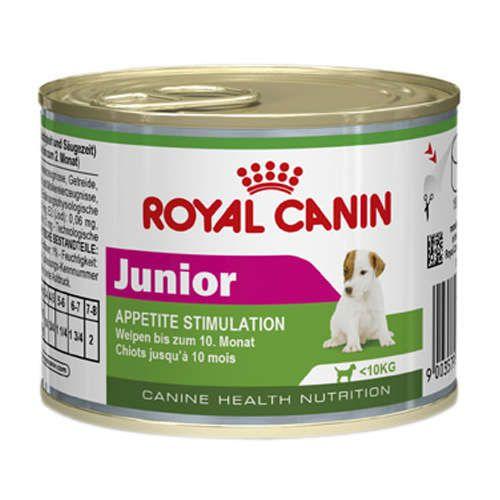 Ração Úmida Royal Canin Cães Filhotes Raças Pequenas 195g
