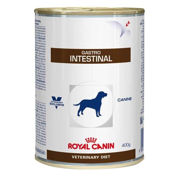 Ração Úmida Royal Canin Gastro Intestinal Wet Cães Adultos 400g
